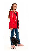 Куртка для девочки ТМ Эволюшн, арт. 22-ВД-19, возраст от 9 до 11 лет