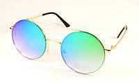 Солнцезащитные круглые очки (9320 С5)