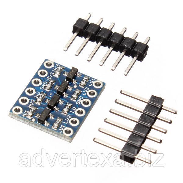 Преобразователь логических уровней 5-3.3 В Arduino