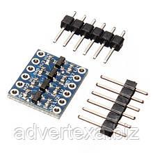 Перетворювач логічних рівнів 5-3.3 Arduino
