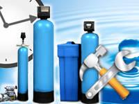 Диагностика установок фильтрации воды