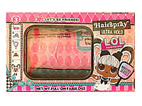 Кукла ЛОЛ  с волосами  Hairspray Ultra - Hold  капсула  / аналог