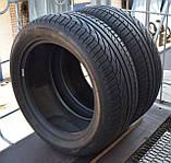 Летние шины б/у 245/50 R18 Michelin, 7-7,5 мм, пара, фото 4