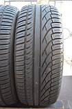 Летние шины б/у 245/50 R18 Michelin, 7-7,5 мм, пара, фото 2