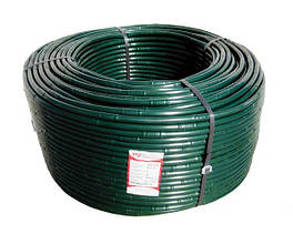 Капельная трубка диаметр 16 мм расстояние между капельницами 20 см, бухта 100 метров. Производство Турция.