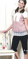 Женский  домашний костюм 6168 фирма FUNILAI, фото 1