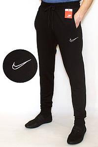 Спортивные штаны мужские черные NIKE манжет (копия)