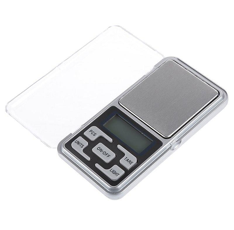 Высокоточные ювелирные весы до 500 гр (шаг 0,1)