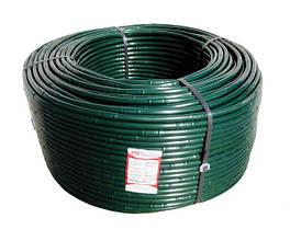 Капельная трубка диаметр 16 мм расстояние между капельницами 20 см, бухта 200 метров. Производство Турция