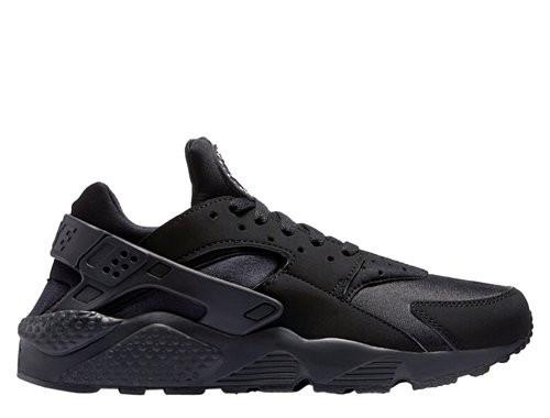 "Мужские кроссовки  Nike Air Huarache ""Triple Black""  318429-003"