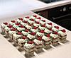 Трайфлы  на 8 марта . Десерты в стаканчиках в офис, фото 3