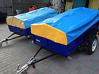 Автоприцеп для легкового автомобиля, фото 1