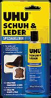 Клей для кожи и обуви 30 г. UHU 46680