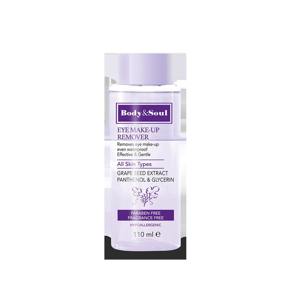 Двухфазная жидкость BFF Unice для снятия макияжа с глаз 100 мл (3419003)
