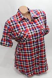 Рубашки в клетку женские увеличеные размеры