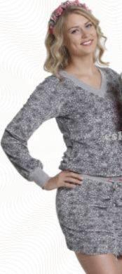 Платье домашнее фирмы AQUA Турция 14128