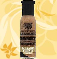 Соус Бальзамік з медом, sussex valley, Balsamic Honey, 230г, Ст