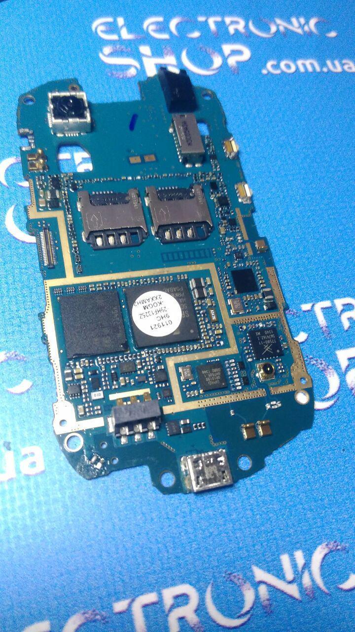 Плата основна (умовно робоча ) Samsung s5282 original б.у