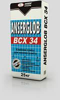 Клей для керамогранита ANSERGLOB BCХ 34  (25 кг)