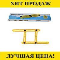 Мультифункциональная линейка Multifunctional folding ruler!Спешите Купить, фото 1