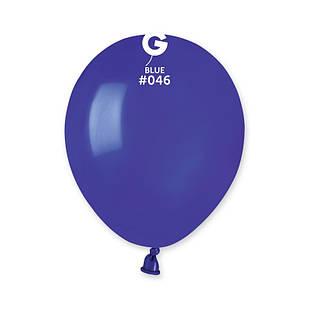 Повітряні кулі латексні G110_46 Gemar Італія, колір: пастель синій, Діаметр 12 дюймів/30 см, 100 штук у
