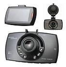Видеорегистратор автомобильный HD 129 Full HD 1080P одна камера классический, фото 5