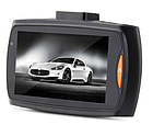 Видеорегистратор автомобильный HD 129 Full HD 1080P одна камера классический, фото 8