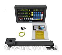 D60-3V трехкоординатное устройство цифровой индикации, фото 4