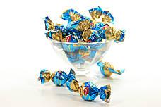 Подарочная коробка с 21 цветком из конфет! Трюфель молочный (АВК), фото 2