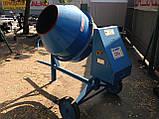 Бетономешалка А-Викт BWA 320/200 литров на 380 Вольт, фото 4