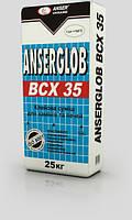 Клей для каминов и печей ANSERGLOB BCX 35 (25 кг)