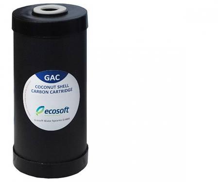 """Картридж с гранулированным активированным углем Ecosoft 4,5""""х10"""", фото 2"""