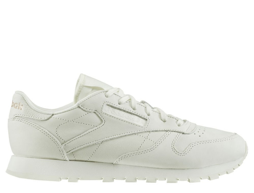 "Женские кроссовки  Reebok Classic Leather FBT Suede ""White""  BS6591"