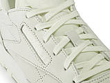 "Женские кроссовки  Reebok Classic Leather FBT Suede ""White""  BS6591, фото 5"