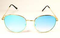 Солнцезащитные круглые очки (9313 С4), фото 1