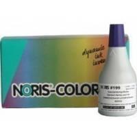 Штемпельная краска 199 РО  NORIS-COLOR, цвет:фиолетовый, объем: 50 мл., (Германия)