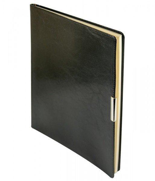 Еженедельник датировнный Buromax Salerno BM.2781-01 А4 черный
