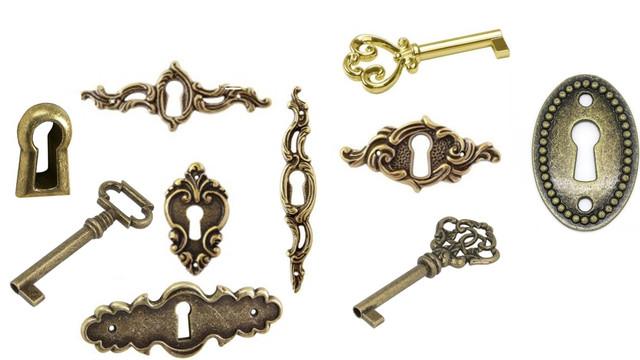 Ключи и Ключевины