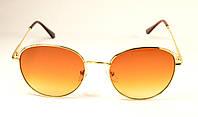 Солнцезащитные круглые очки (9313 С2), фото 1