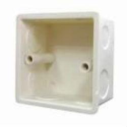Пластиковая монтажная коробка для регулятора громкости Myers N-8P