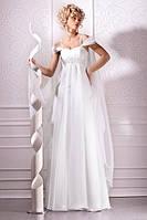 """Прокат 1500 грн. Свадебное платье в стиле ампир """"Свидание с Римом"""""""