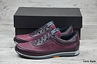 Мужские кожаные кроссовки Polo (Реплика) ►Размер [40], фото 1