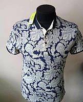 Рубашка поло  с высококачественного эко хлопока  ETRO
