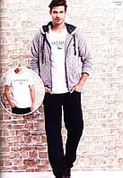 Спортивный мужской костюм тройка  фирмы AQUA