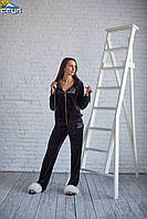 Костюм женский велюровый фирмы ICETIGER, фото 1