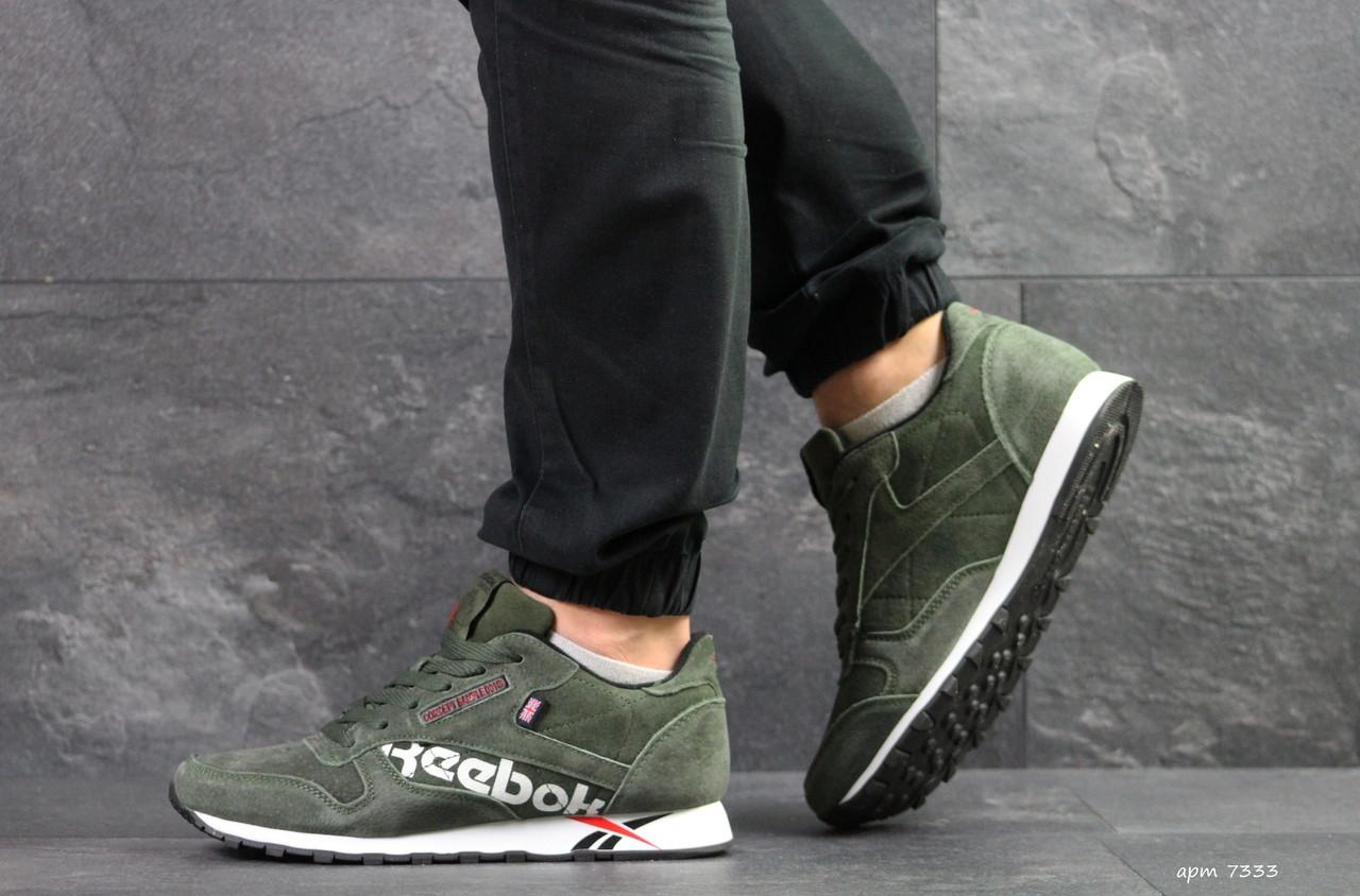 Мужские кроссовки в стиле Reebok Classic 9e481fea08532