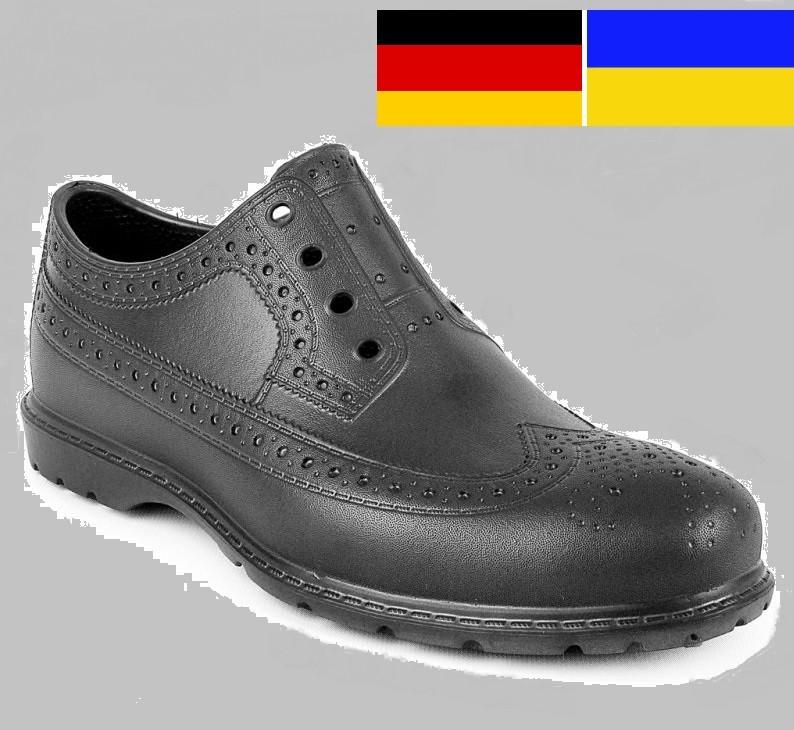 a17bf210d Мужские туфли Оксфорды. Германия - Украина. Непромокаемые обувь для ношения  и работы. Материал