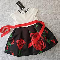 Нарядное платье Dolce Gabbana , детское