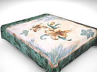 Плед акриловый двухспальный Лилия (Solaron)