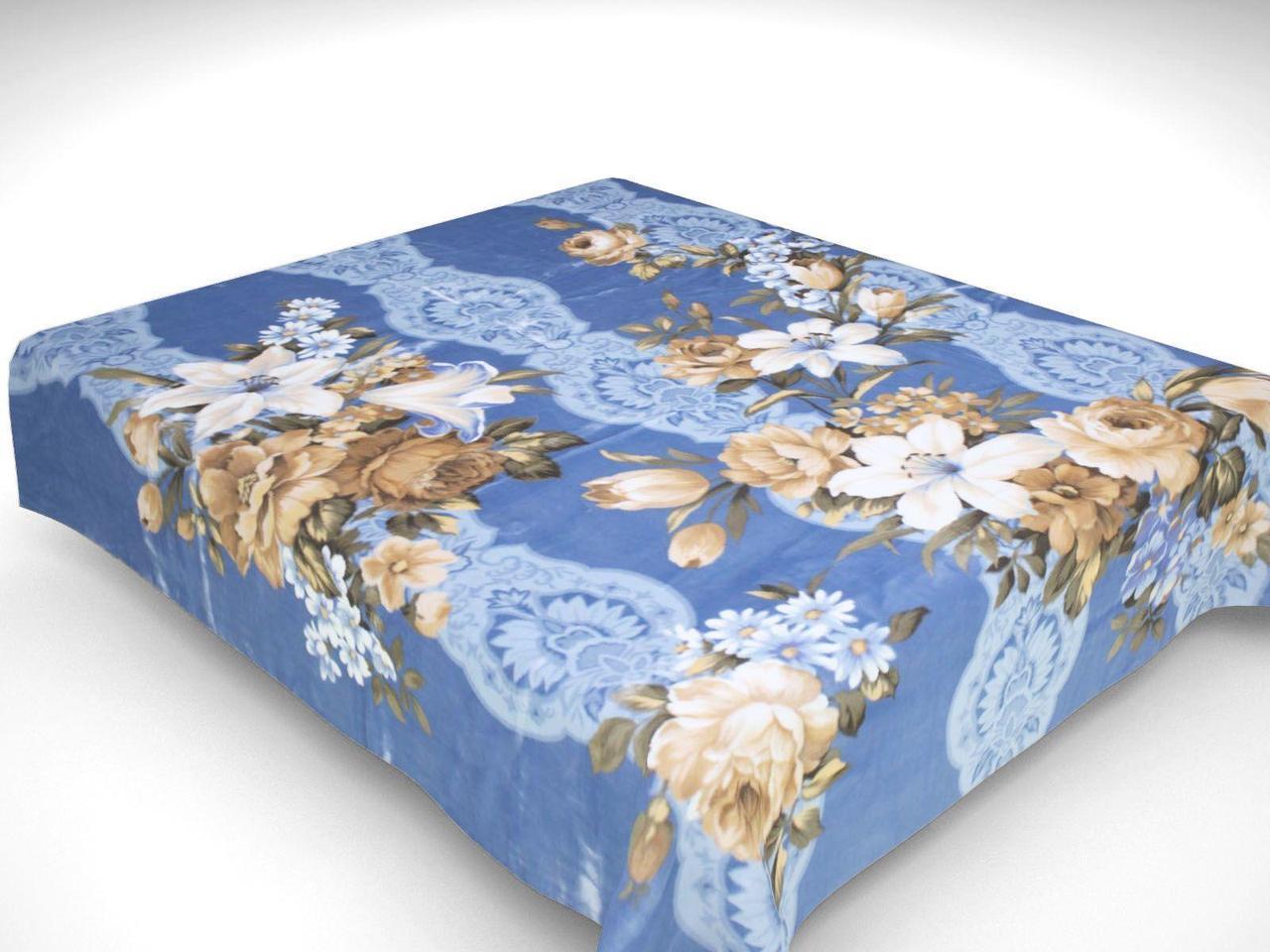Плед Ажур акриловый двухспальный Fugio (Япония)
